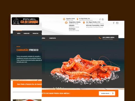 portfolio peixaria curitiba